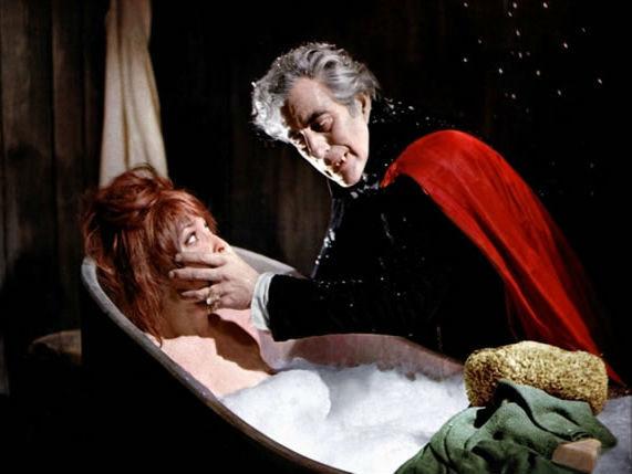 La Danza de los vampiros de Roman Polanski