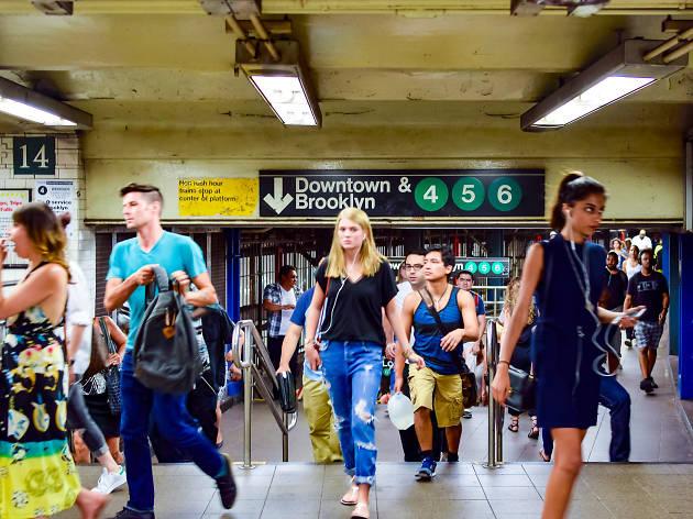 Subway platforms are way too hot