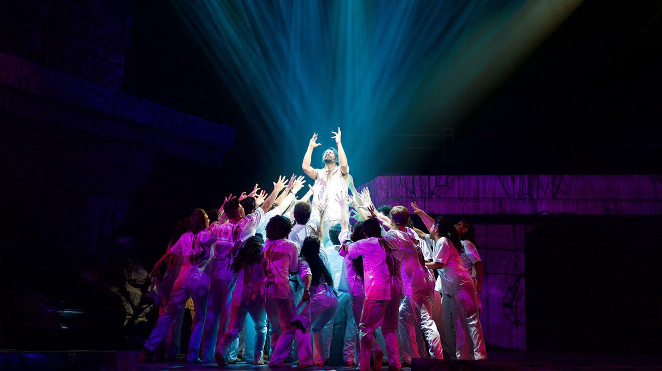 Jesucristo superestrella el musical en México