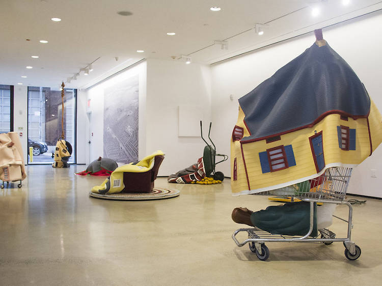 The best Chelsea art galleries