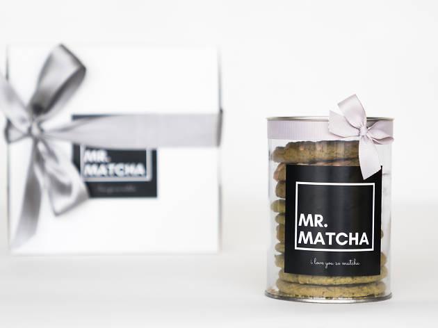 Mr. Matcha galletas