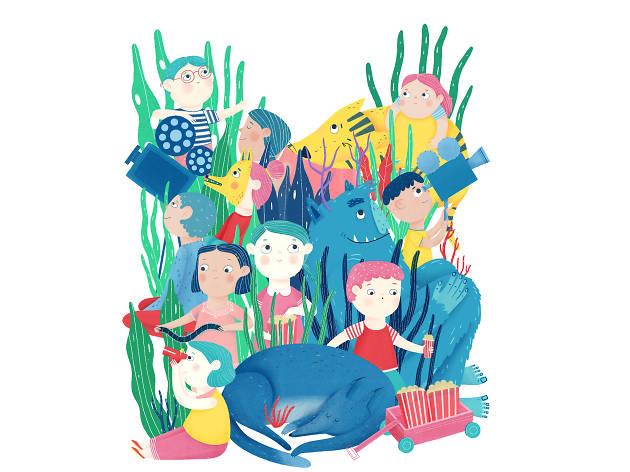 Festival Internacional de Cine para Niños (...y no tan Niños)