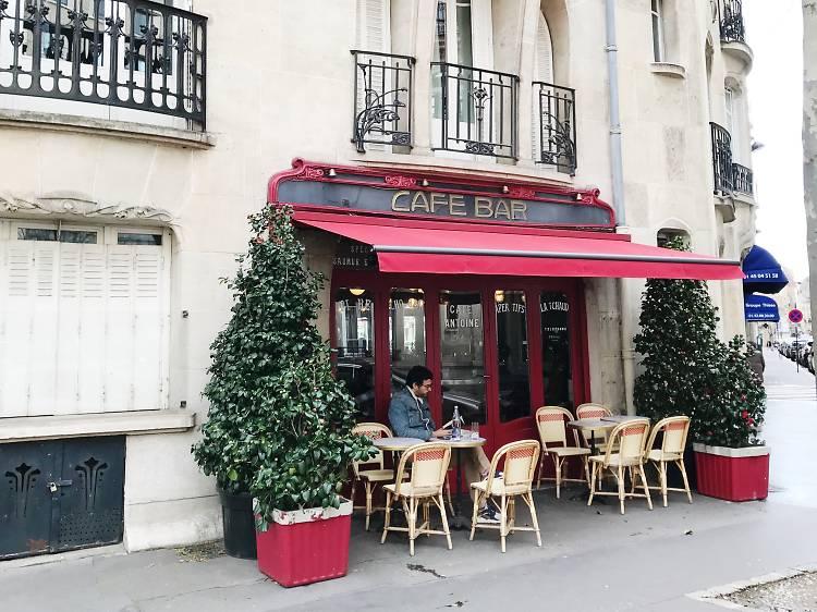 Les meilleures terrasses pour un brunch à Paris