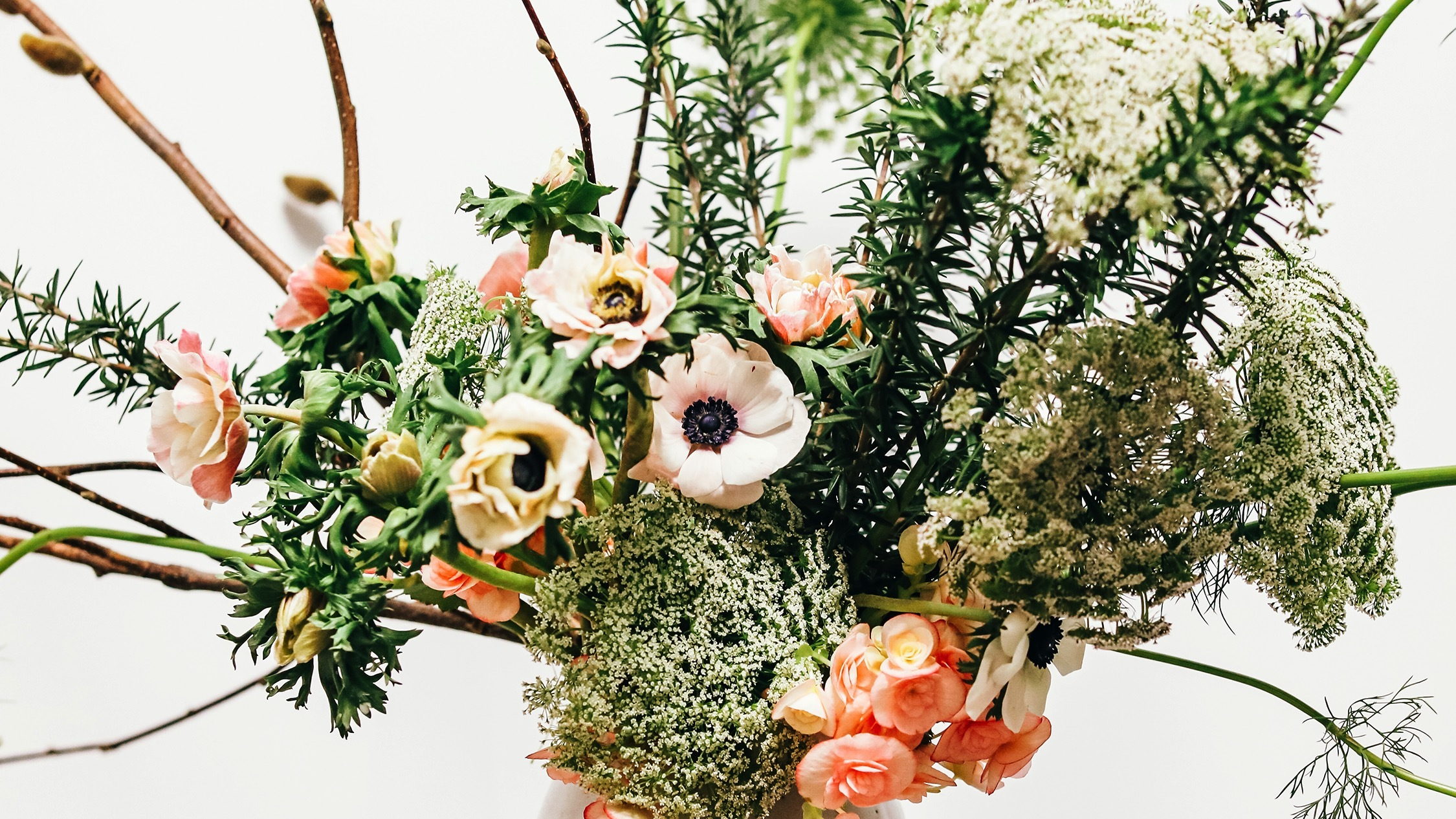 Boquet of flowers at Floreat florist