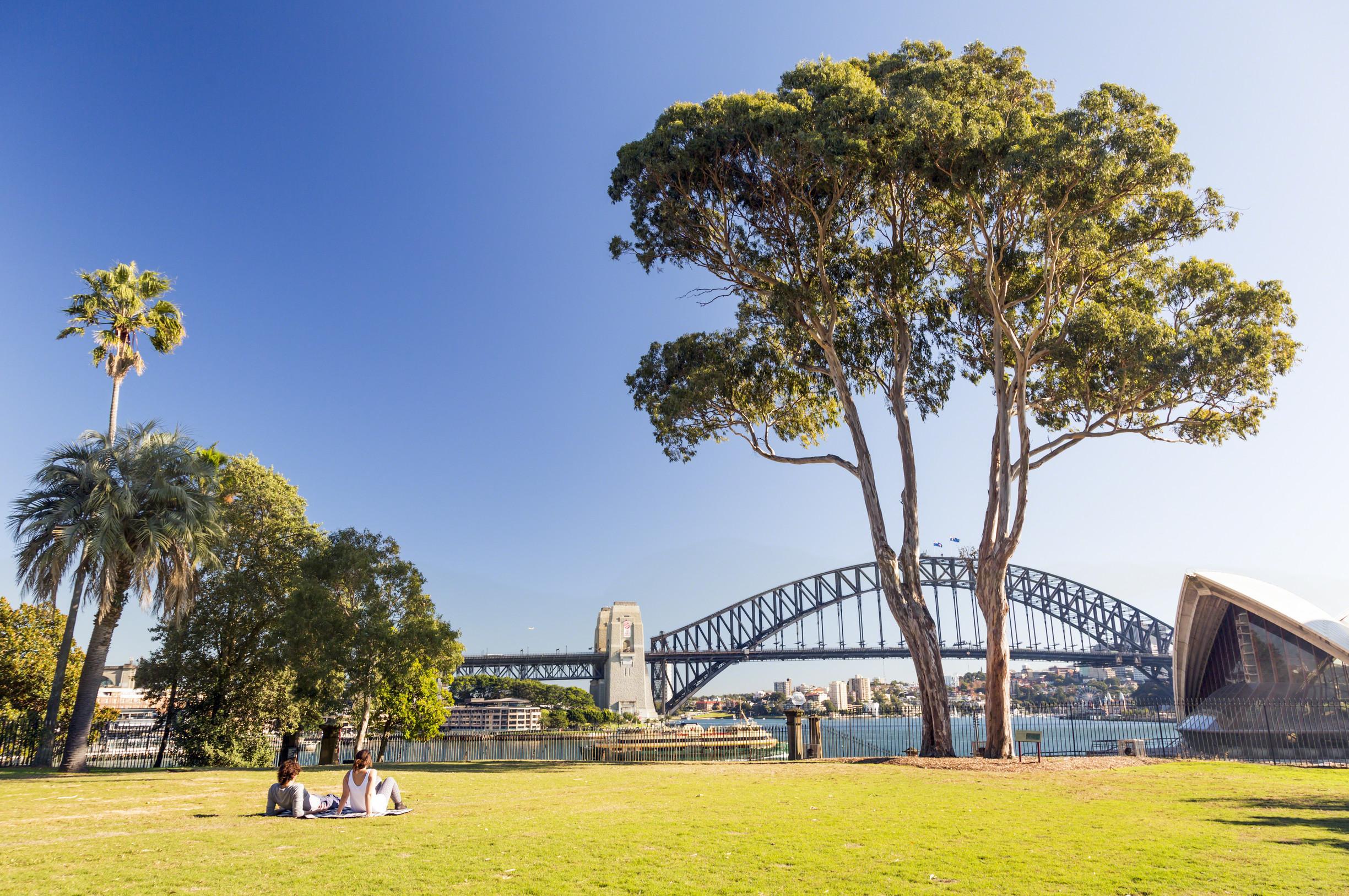 Royal Botanic Gardens, Sydney Harbour