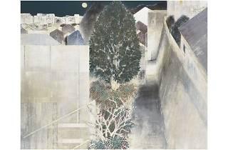 長澤耕平 日本画展 -彼岸の街-