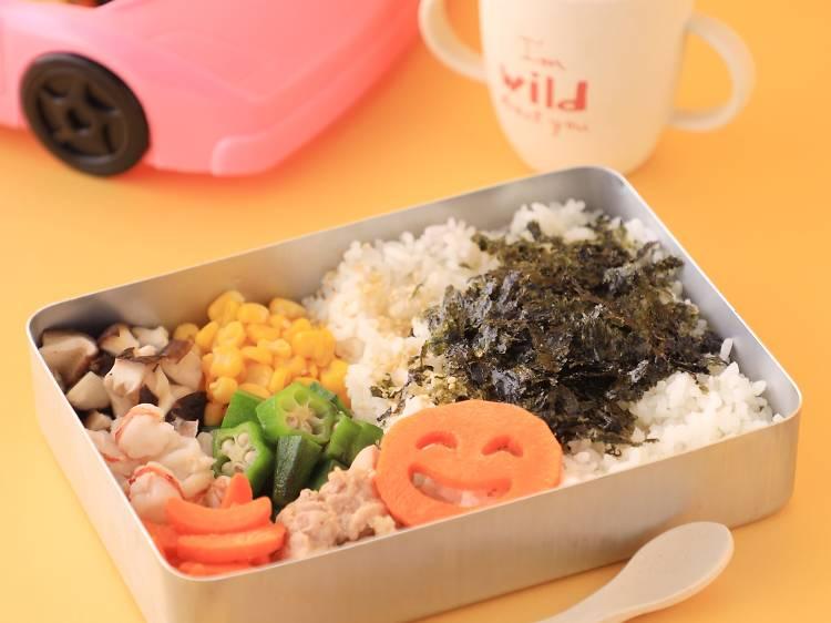 炑八韓烤親子餐廳:親子韓服體驗