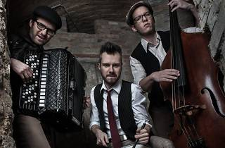 Christian Bakanic's Trio Infernal