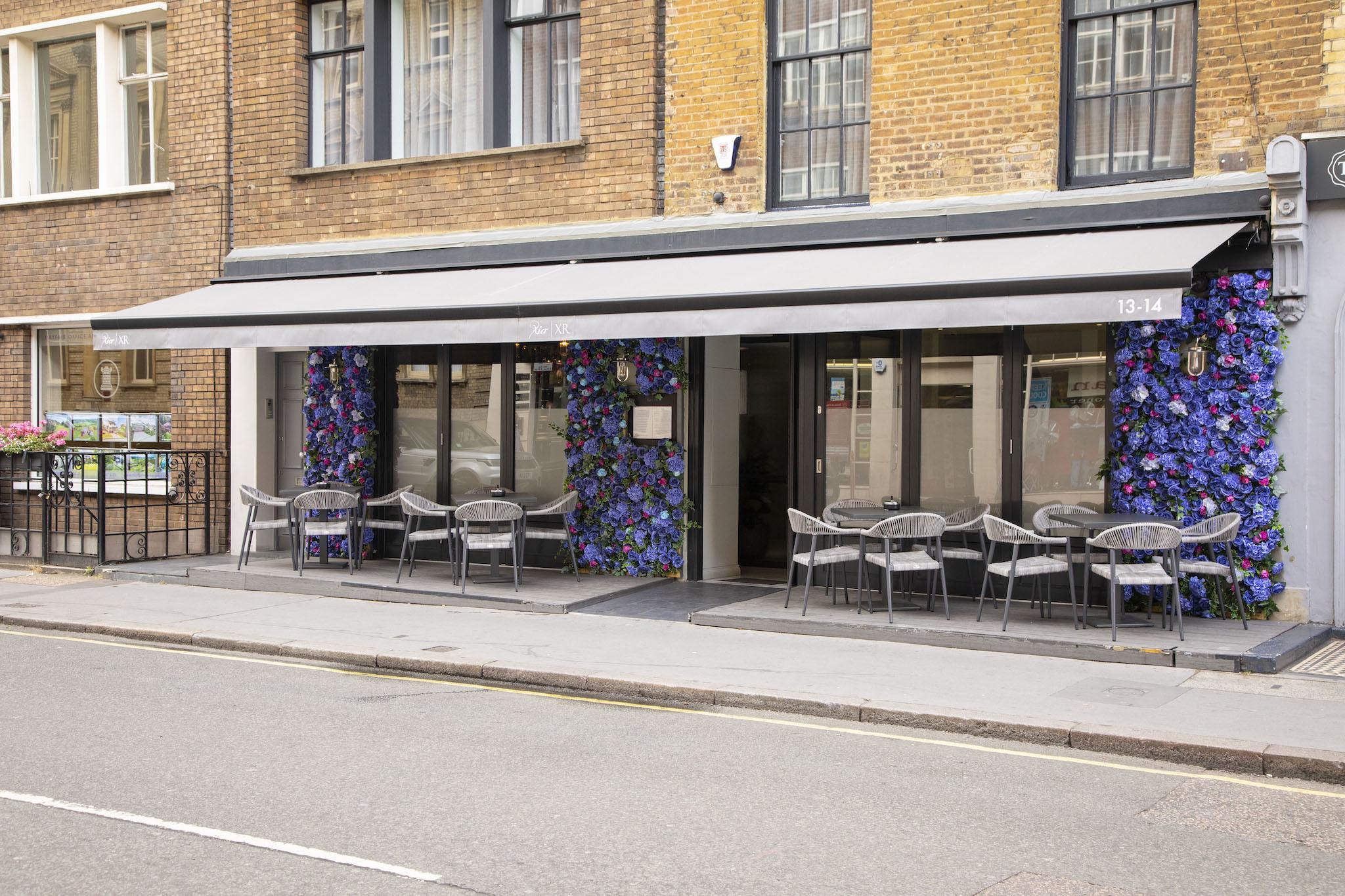 Xier restaurant, Marylebone, London