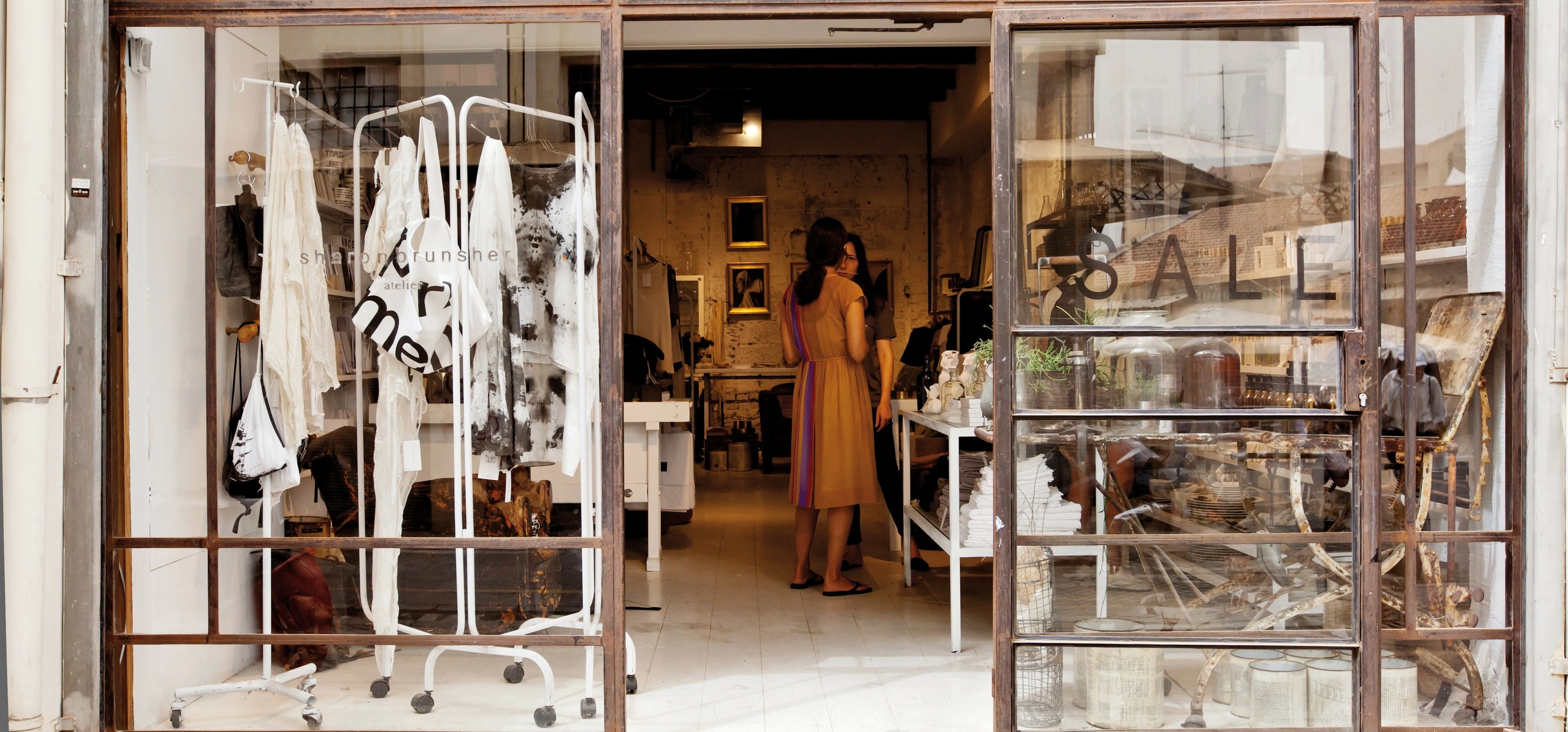 Shopping in Tel Aviv: the best fashion boutiques
