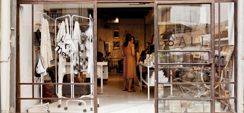 358e9662 Shopping in Tel Aviv – top designer fashion boutiques in Israel