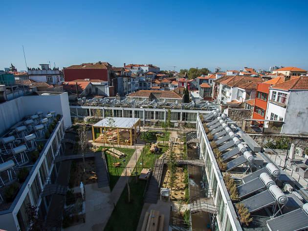 jardim Selina Porto