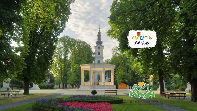 Bjelovar Pavilion, bjelovar, daruvar