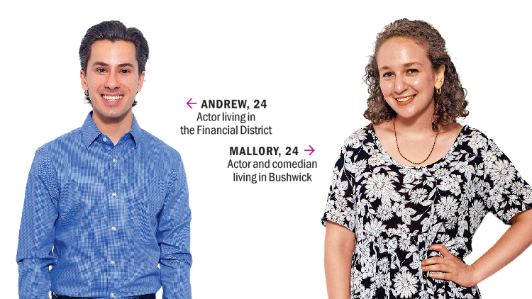 Andrew and Mallory
