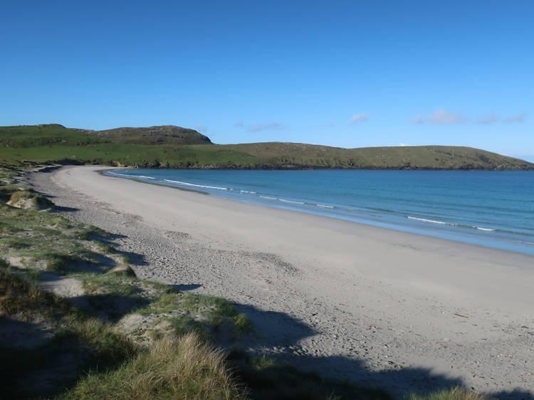 14. Vatersay Bay, Vatersay, Escocia