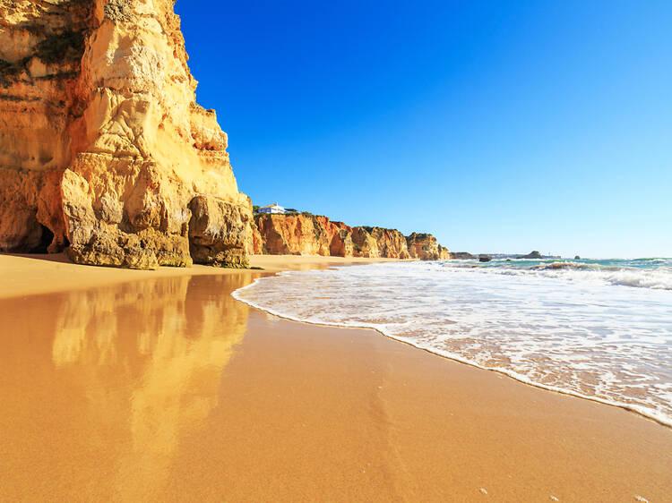 2. Praia da Rocha, Algarve, Portugal