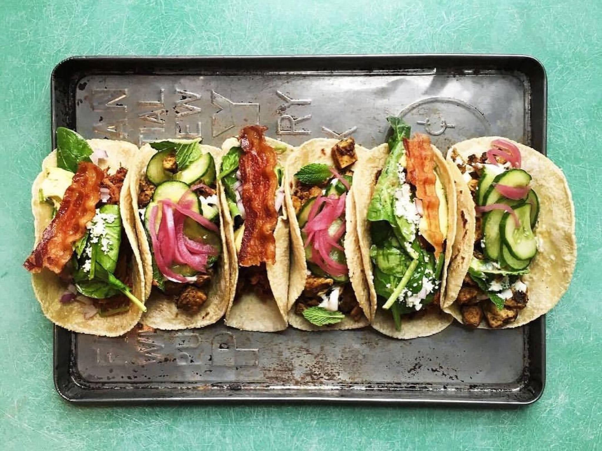 Dónde comer tacos veganos en la CDMX