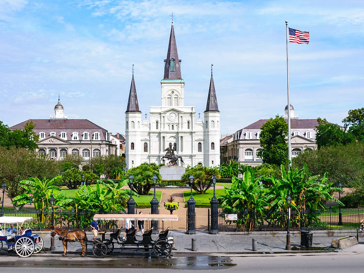 The best New Orleans attractions
