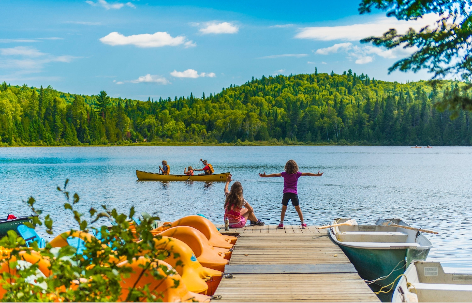 The best day trips from Montreal