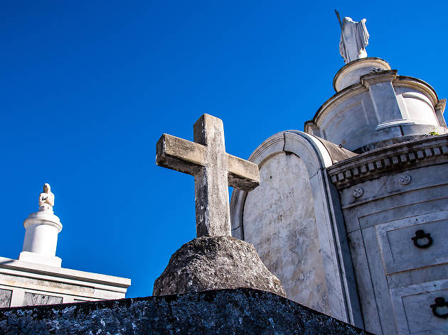 St Louis Cemeteries