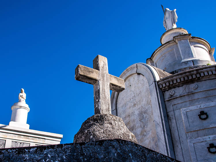 St. Louis Cemetery #1 and #2