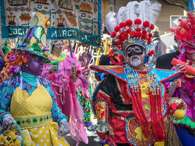 Mardi Gras Museum of Costumes and Cultures