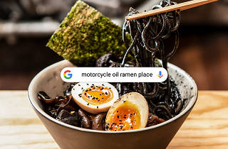 Signature Searches: Ramen