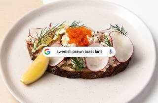 Signature Searches: Prawn Toast