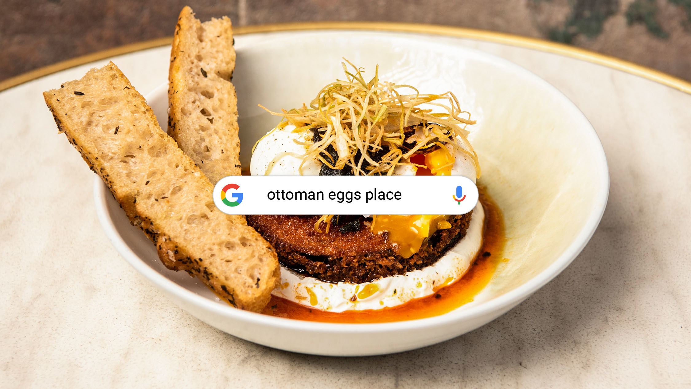 Signature Searches: Eggs