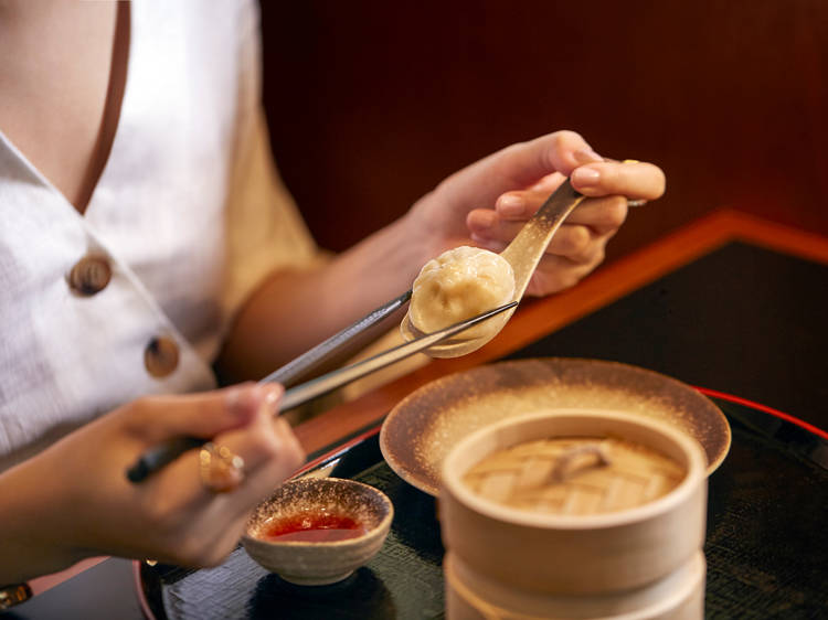 Xiao long bao (Soup Dumplings)