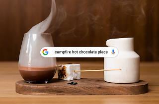 Signature Searches: Campfire chocolate