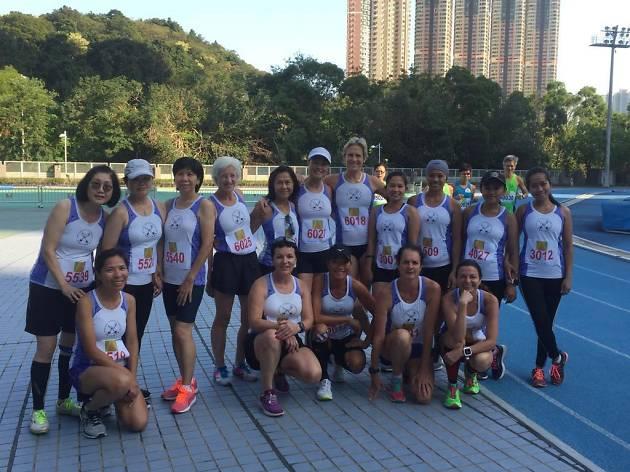 hong kong ladies road runners club