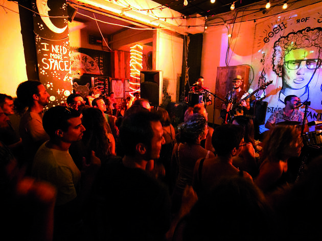 Eight Tel Aviv nightlife spots to pick-up a one-night stand