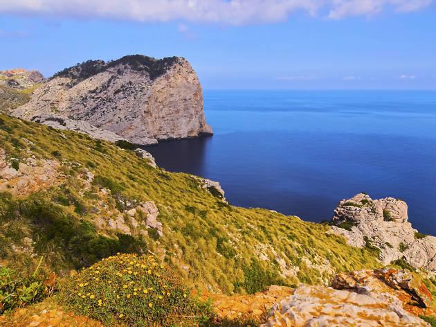 Cap de Formentor. Serra de Tramuntana. Mallorca