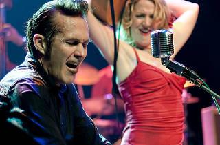 Barcelona Big Blues Band feat. Steve Lucky & Carmen Getit
