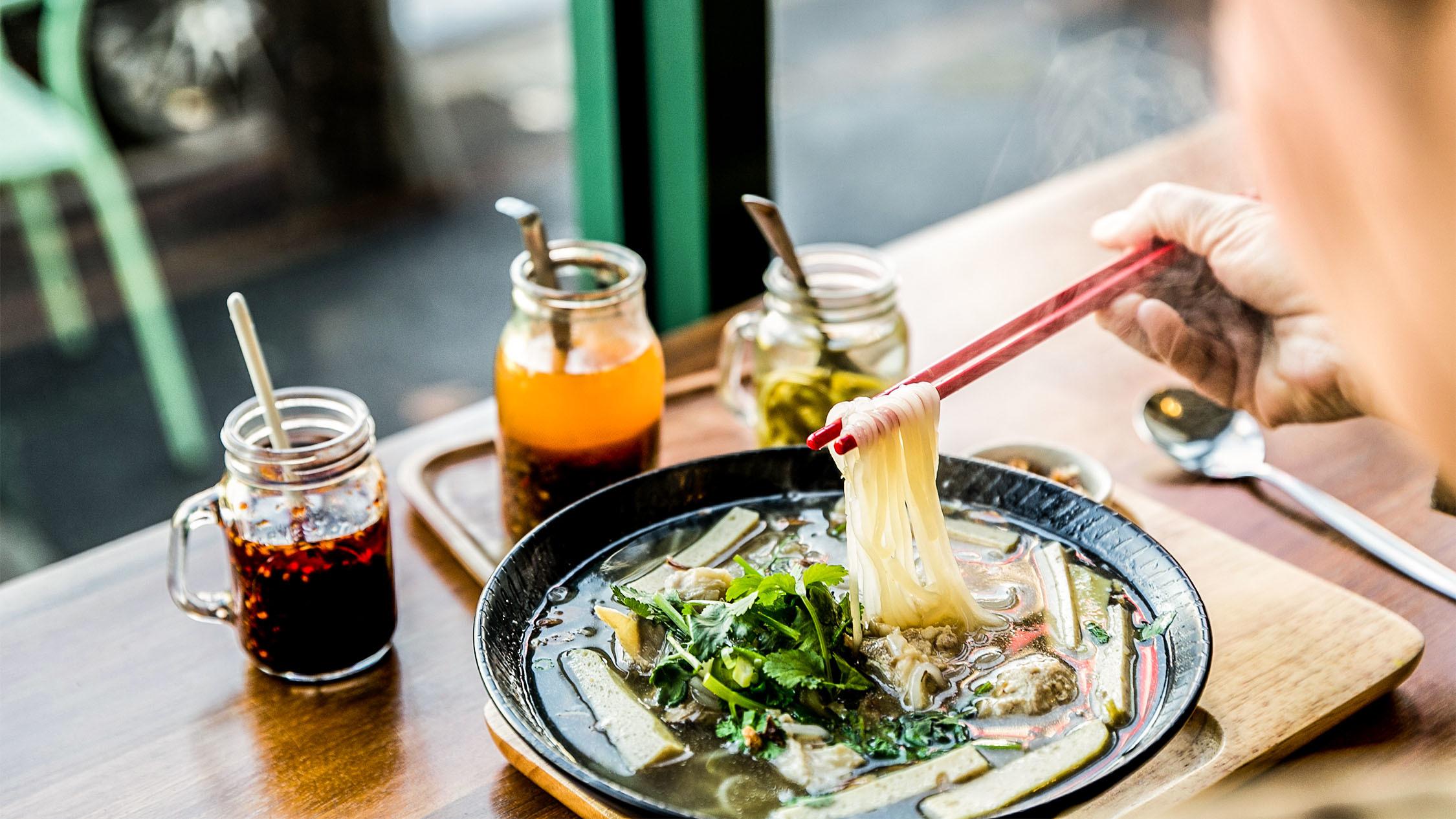 at Oneyada Thai Cafe