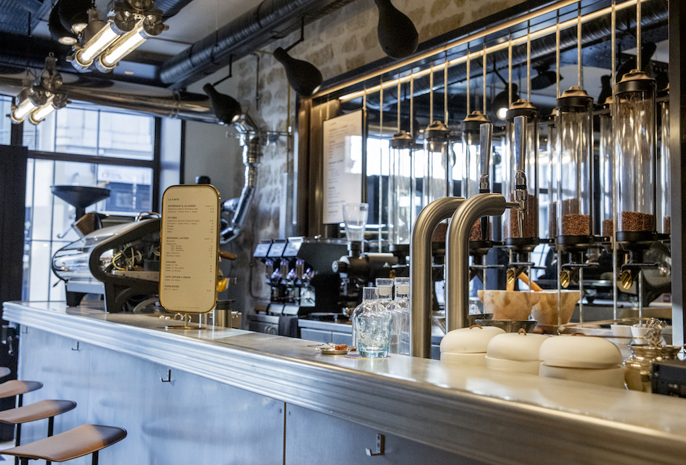 Le Café Alain Ducasse (La Manufacture)