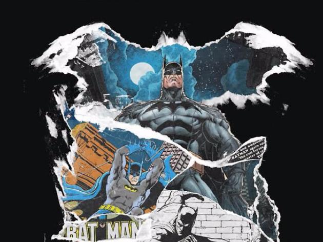 batman - exposiçao UBBO