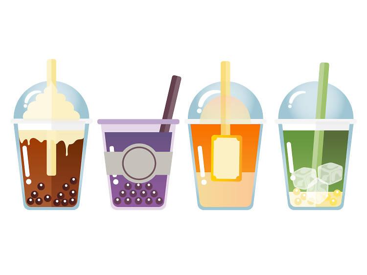 Bubble teas are also life