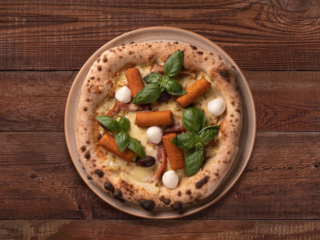 The best pizza in Zagreb