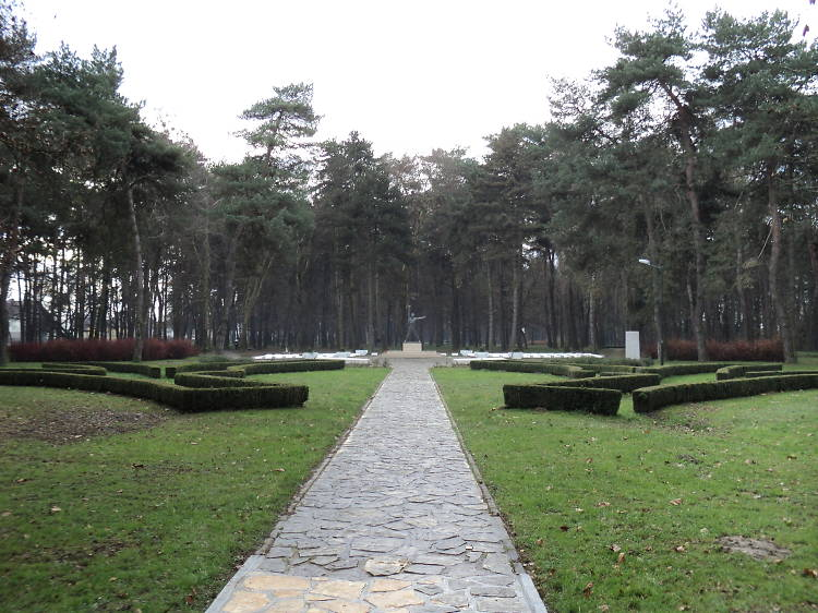 Get active in Bjelovar's other central park