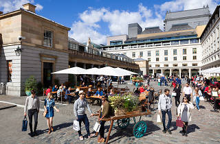 Covent Garden Cool Down