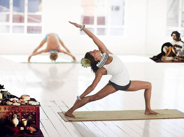Elizabethan Yoga