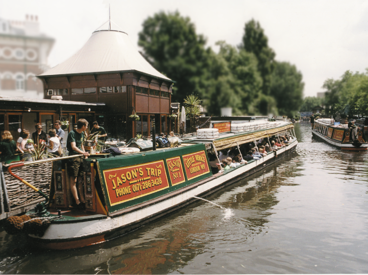 Jason's Canal Boat Tours
