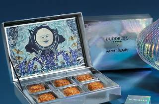 2019 Duddell's Mooncakes