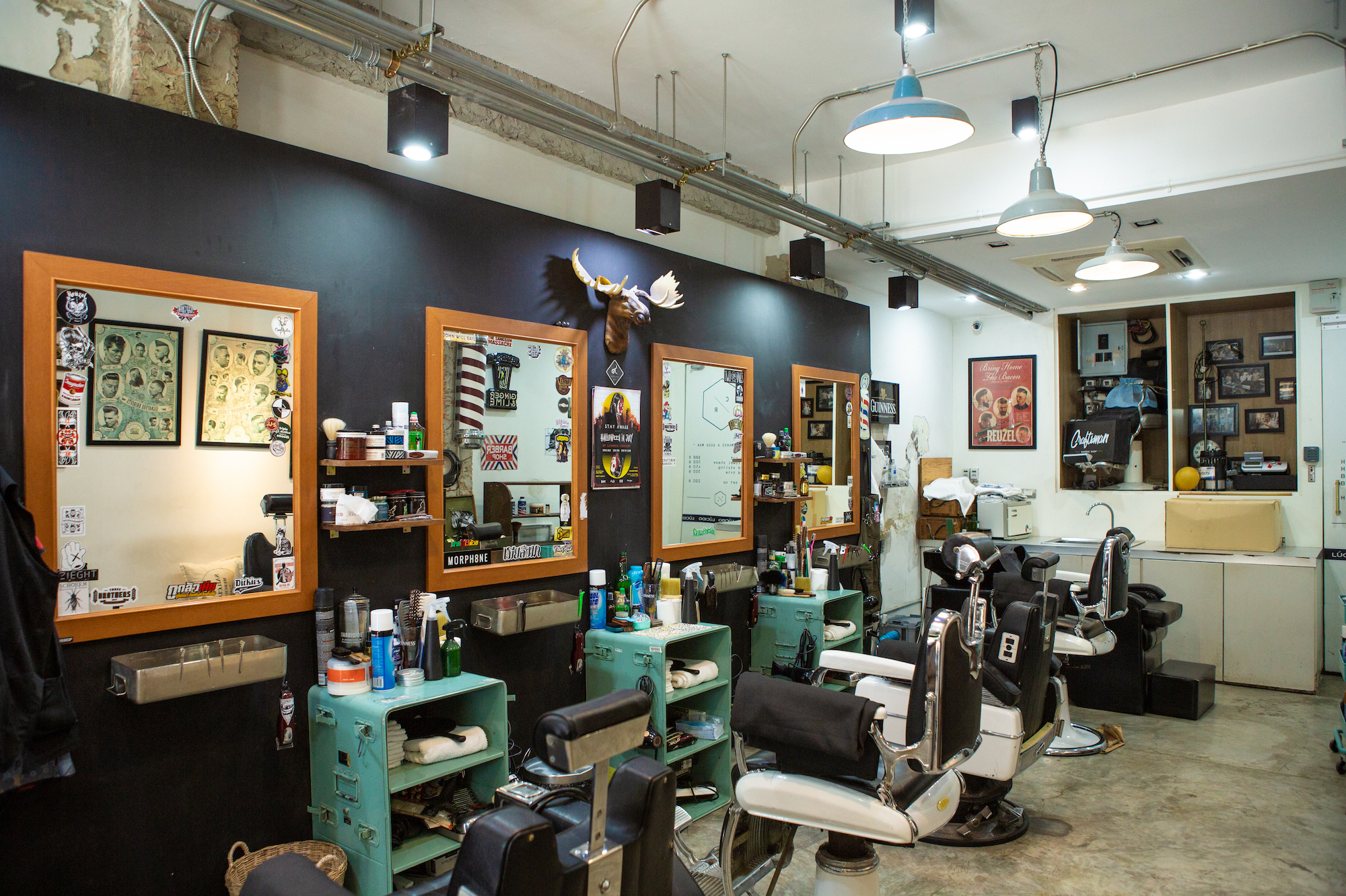Craftsman Barber Shop