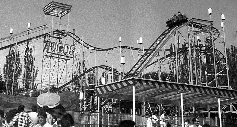 Exposición 50 aniversario del Parque de Atracciones