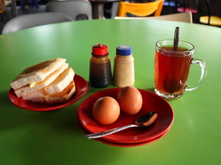 The best local breakfasts in Singapore