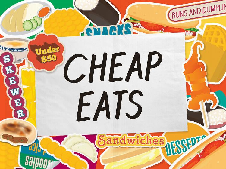 Hong Kong's best cheap eats