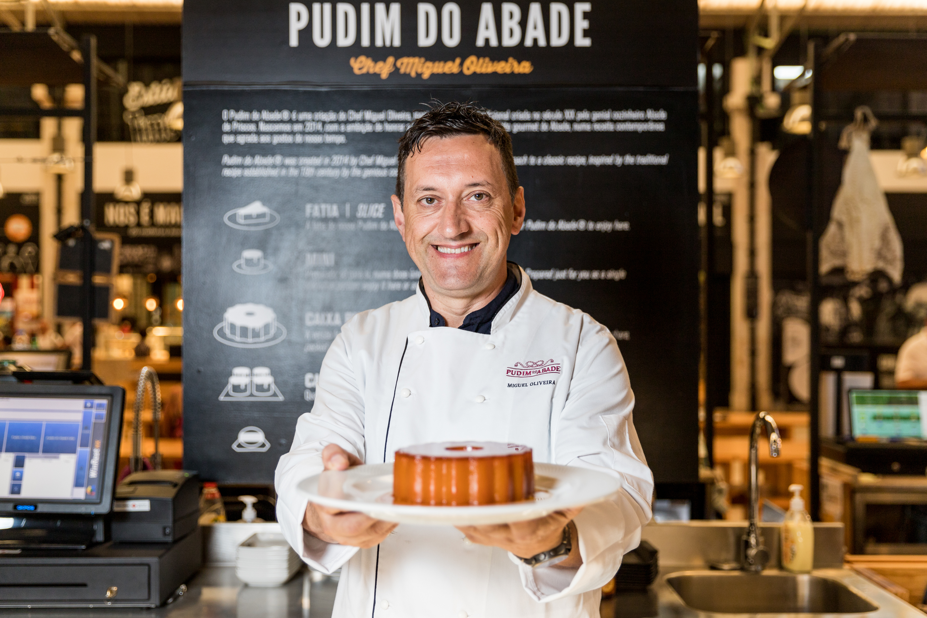Doces, Pudim do abade, Miguel Oliveira, Time Out Market